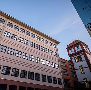 Außenansicht Standort Hannover