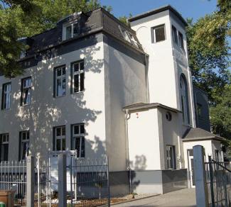 Außenansicht Standort Magdeburg