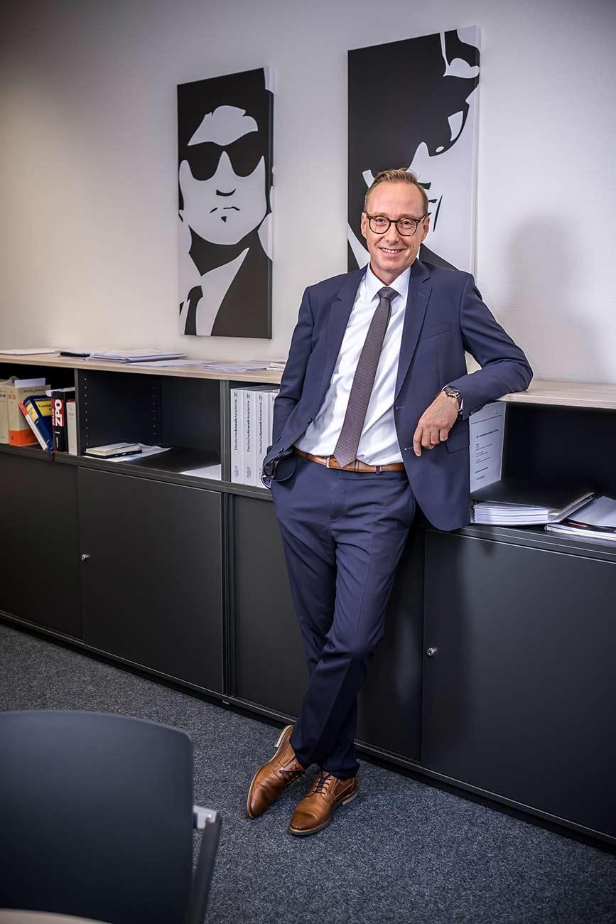 Broder Bösenberg, Rechtsanwalt Hannover