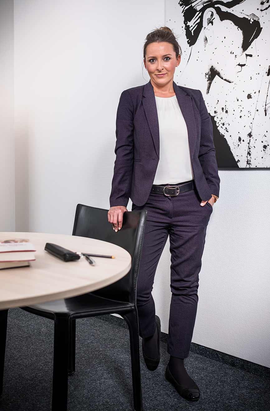 Jennifer Bärtsch, Rechtsanwältin Hannover