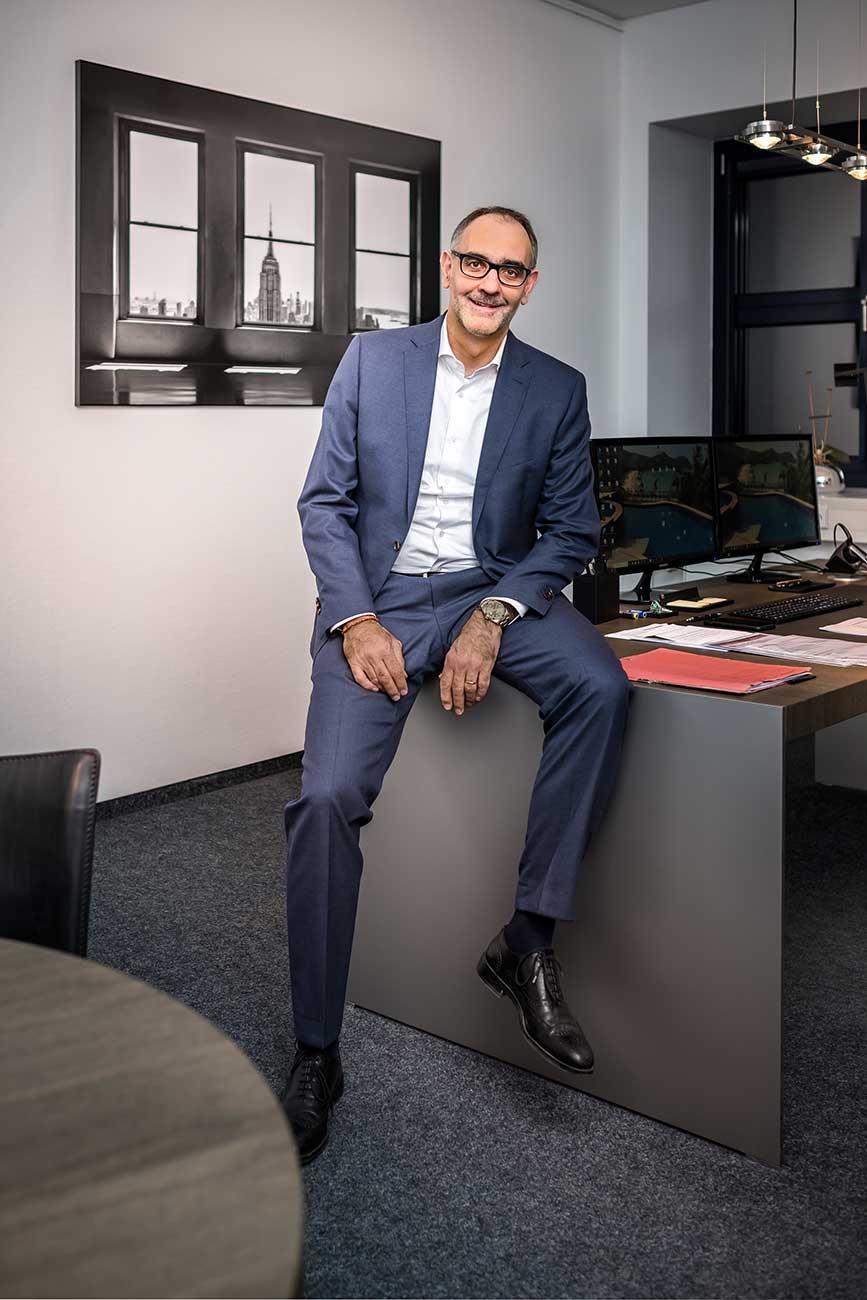 Joachim Seidel, Rechtsanwalt Notar Hannover