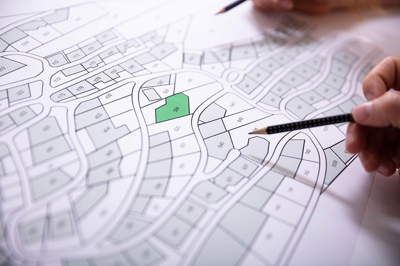 Grundstücksrecht - einsfünfacht Rechtsanwälte Notare Hannover